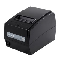 Чековый принтер XPrinter XP-T300H (LAN+USB+Serial) 80 mm